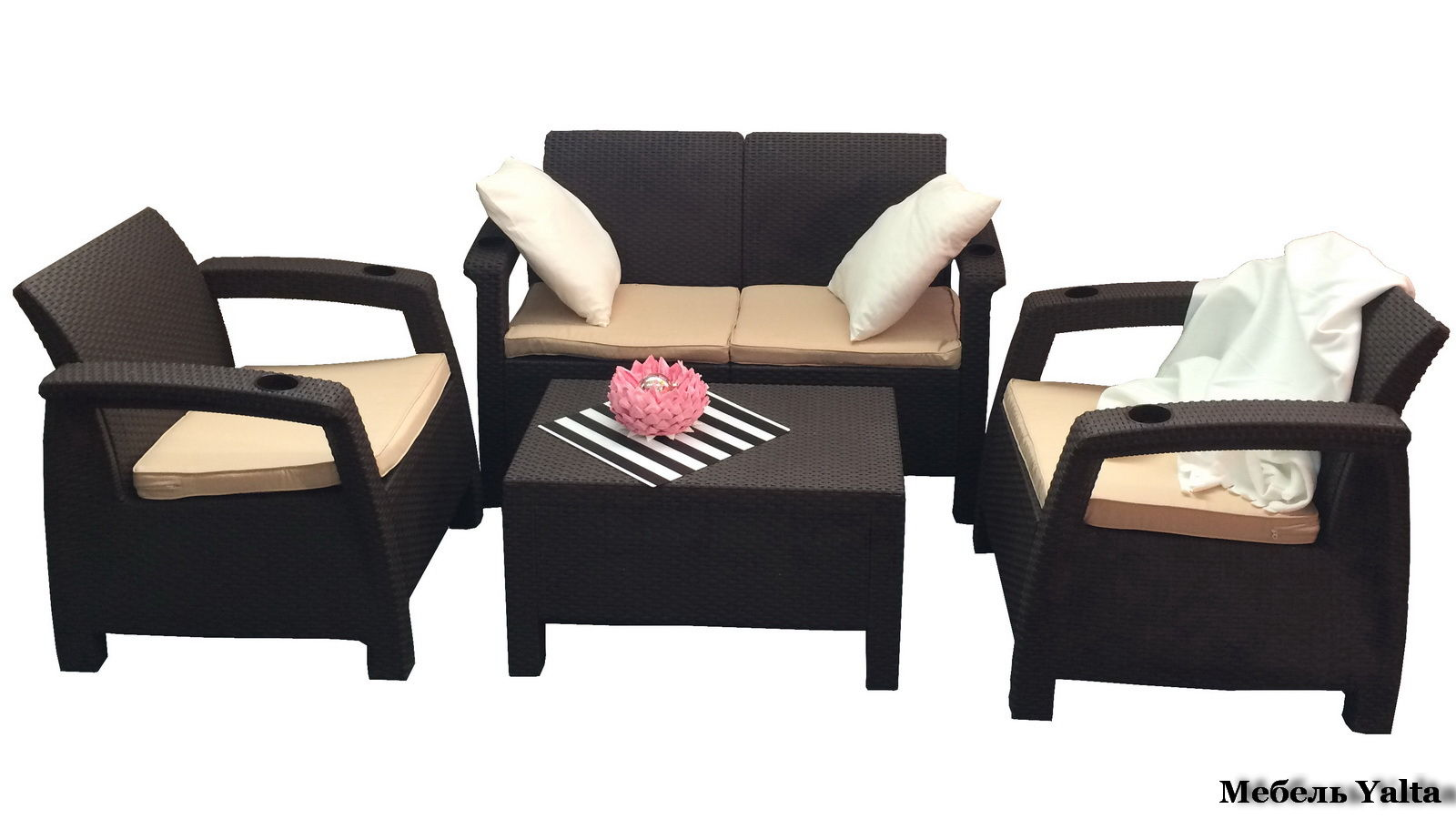 "Комплект мебели ""yalta set"" - арива мебель екатеринбург."