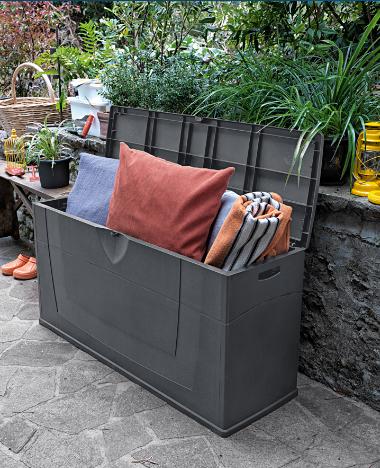 Ящик для хранения на улице